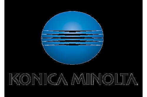 Оригинальные картриджи и запчасти Konica Minolta