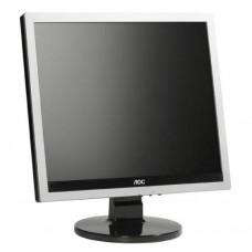 Монитор AOC 17 E719SD Silver-Black