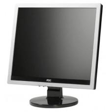 Монитор AOC 17 E719SDA Silver-Black