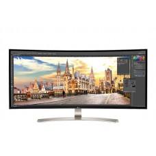Монитор LG 37.5 38UC99-W White