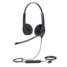 Гарнитура Jabra BIZ 1500 Duo USB (1559-0159)