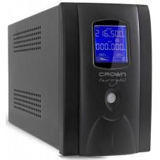 ИБП Crown CMU-SP800IEC LCD USB (CMU-SP800IEC LCD USB)