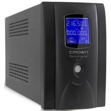 ИБП Crown CMU-SP650EURO LCD USB (CMU-SP650EURO LCD USB)