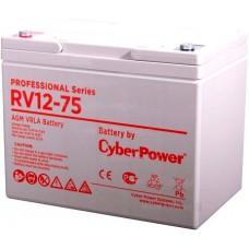 Батарея для ИБП CyberPower 12V75Ah