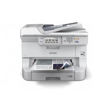 МФУ струйный Epson WorkForce Pro WF-8590DWF