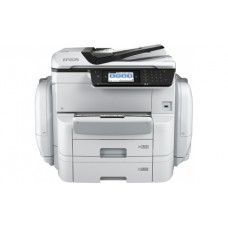 МФУ струйный Epson WorkForce Pro WF-C869RDTWF