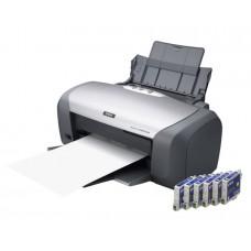 Струйный принтер Epson Stylus Photo R220