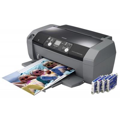 Струйный принтер Epson Stylus Photo R240
