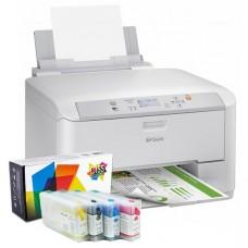 Струйный принтер Epson WorkForce Pro WF-5110DW