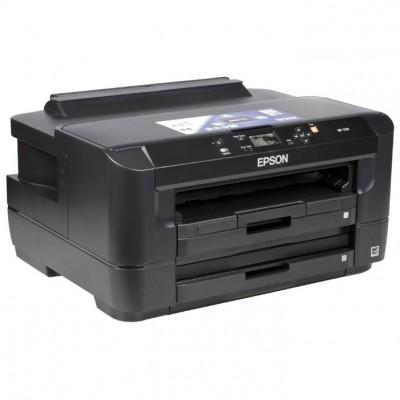 Струйный принтер Epson WorkForce WF-7110DTW