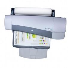 Струйный широкоформатный принтер HP DesignJet 110 plus nr