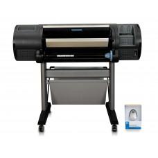 Струйный широкоформатный принтер HP DesignJet Z3100ps 610 мм