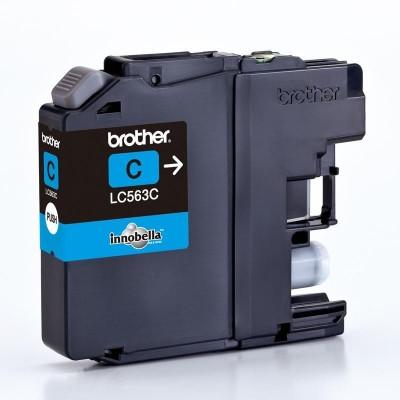 Струйный картридж Brother LC-563C