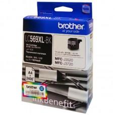 Струйный картридж Brother LC-569XLBk