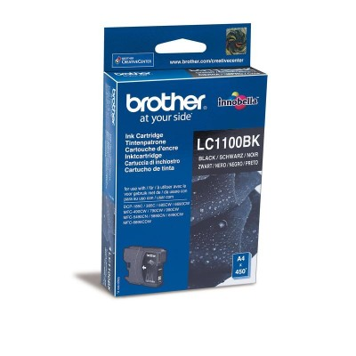 Струйный картридж Brother LC-1100Bk