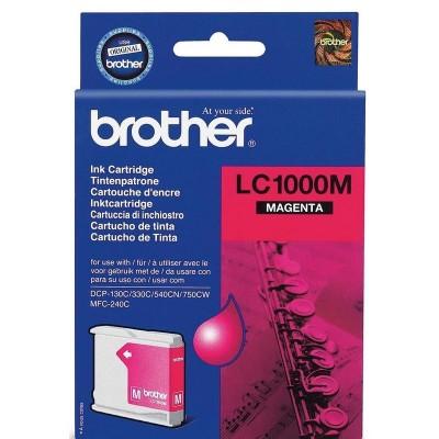 Струйный картридж Brother LC-1000M
