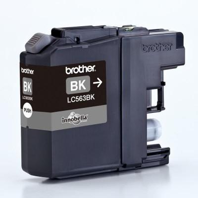 Струйный картридж Brother LC-563Bk