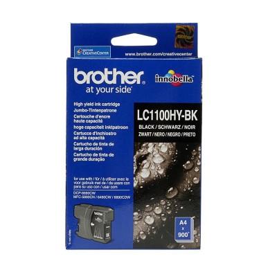 Струйный картридж Brother LC-1100HYBk