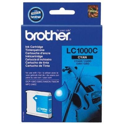 Струйный картридж Brother LC-1000C