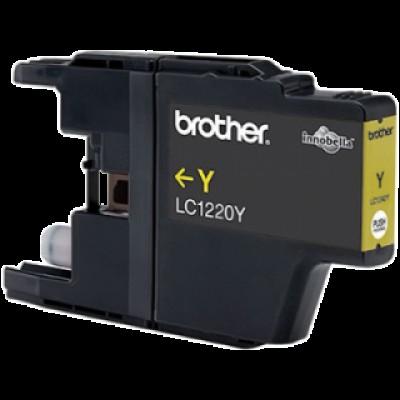 Струйный картридж Brother LC-1220Y