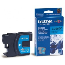 Струйный картридж Brother LC-980C