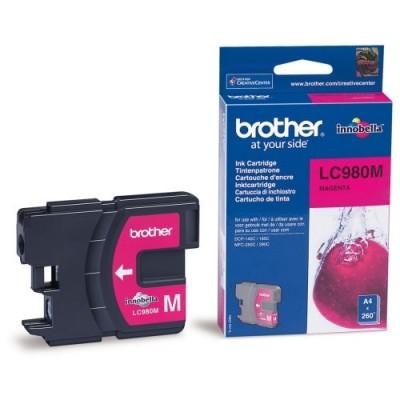 Струйный картридж Brother LC-980M