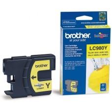 Струйный картридж Brother LC-980Y