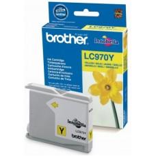 Струйный картридж Brother LC-970Y