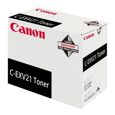 Картридж Canon C-EXV21 BK