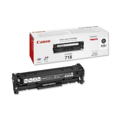 Картридж Canon 718Bk