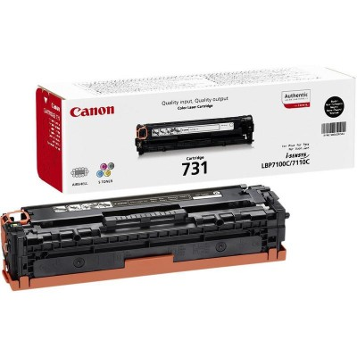 Картридж Canon 731HBk