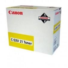 Картридж Canon C-EXV21 Yellow