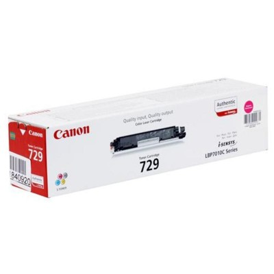 Картридж Canon 729M