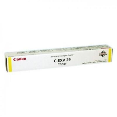 Картридж Canon C-EXV29 Yellow