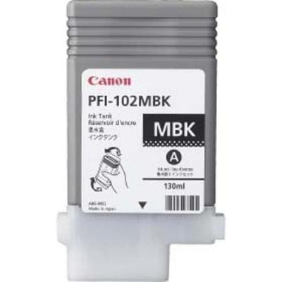Струйный картридж Canon PFI-102MBk
