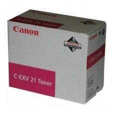 Картридж Canon C-EXV21 Magenta