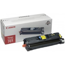 Тонер-картридж Canon 701Y