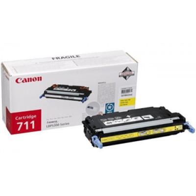 Картридж Canon 711Y