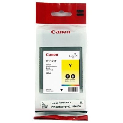 Струйный картридж Canon PFI-101Y