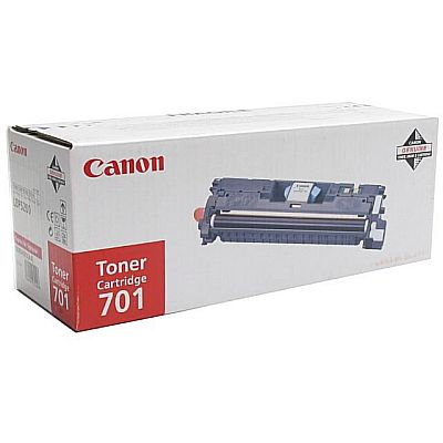 Тонер-картридж Canon 701M