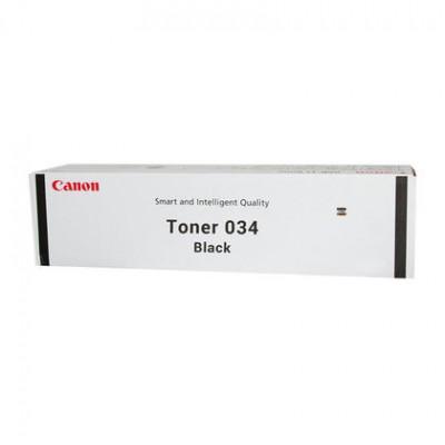 Тонер-картридж Canon 034, черный