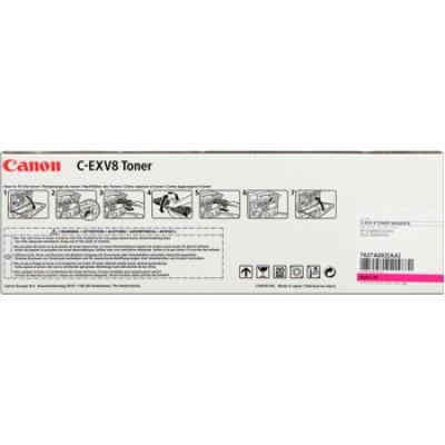 Картридж Canon C-EXV8 M Toner