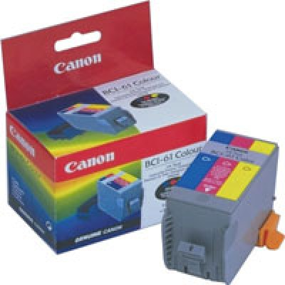 Струйный картридж Canon BCI-61