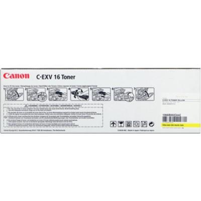 Картридж Canon C-EXV16 Yellow