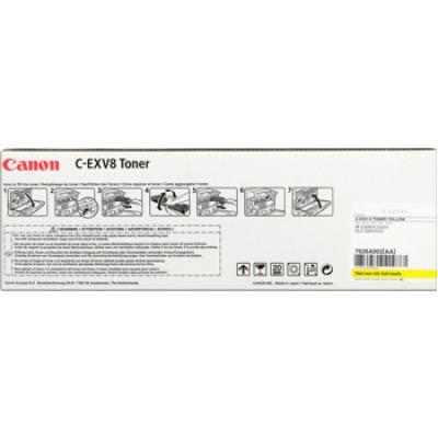 Картридж Canon C-EXV8 Y Toner