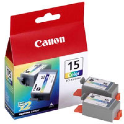 Струйный картридж Canon BCI-15Color