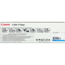 Картридж Canon C-EXV17 Cyan
