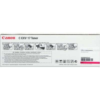 Картридж Canon C-EXV17 Magenta