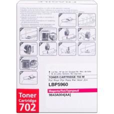 Тонер-картридж Canon 702M