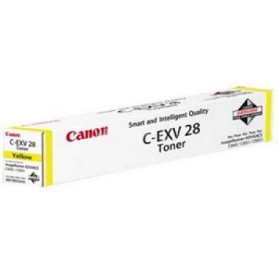 Картридж Canon C-EXV28 Yellow